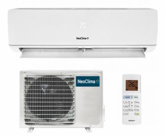 Сплит-система NeoClima G-PLASMA NS/NU-HAX07R